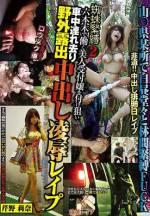 蜘蛛緊縛 2 在六本木工作的美人櫃檯小姐被盯上綁架帶到野外露出中出凌辱強暴 芹野莉奈