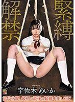 緊縛解禁 最初與最後的緊縛中出性愛 宇佐木愛華